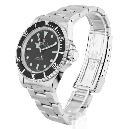 Rolex Mens Oyster Perpetual Submariner Watch 14060m