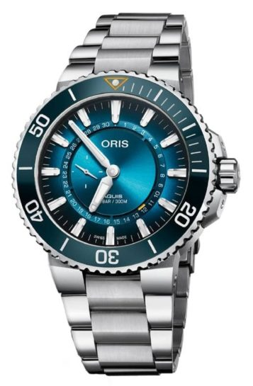 Oris Aquis Great Barrier Reef Limited Edition Watch