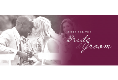 Top 5 Wedding Gifts For The Bride and Groom