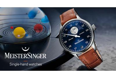 Introducing MeisterSinger Watches: About, History, Collections