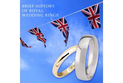 British Royal Wedding Rings - 7 Things You Need to Know