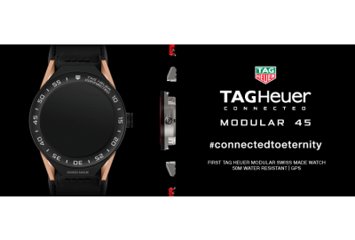 Introducing the TAG Heuer Connected Modular 45