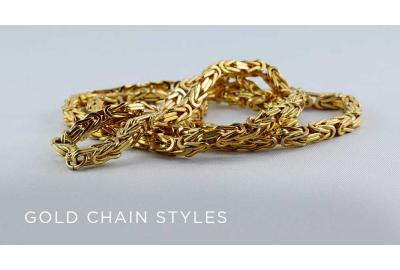 Top 10 Chain Necklace Styles You Need To Know