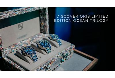 Oris Supports Great Barrier Reef With Limited Edition III Watch