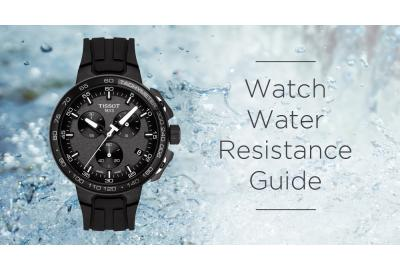 Watch Water Resistance Guide: Swimming and Diving