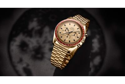 Omega Celebrates 50th Anniversary Of Moon Landing