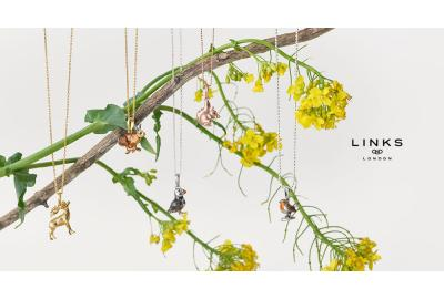 NEW Links of London Wildlife Charms - Embrace The Wonder Of Nature