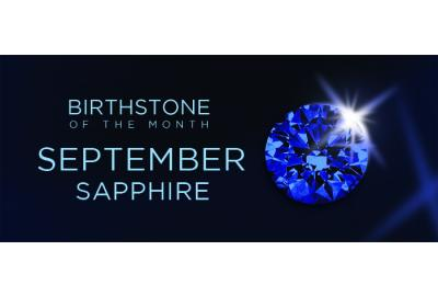 Birthstone of the Month: Sumptuous Sapphires