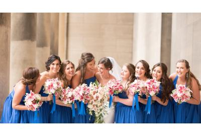 Top 5 Jewellery Gifts For Bridesmaids