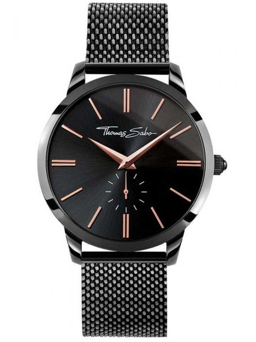 Thomas Sabo Mens Rebel Spirit Mesh Bracelet Watch