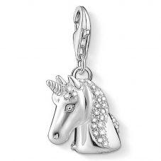 Thomas Sabo Silver Unicorn Charm 1291-643-14