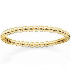 Thomas Sabo Ladies Glam And Soul Gold Ring TR2122-413-12