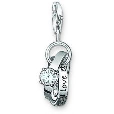 Thomas Sabo Wedding Rings Charm 0673-051-14