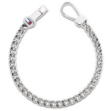 Tommy Hilfiger Mens Box Chain Bracelet 2701066