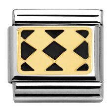 Nomination CLASSIC Gold Elegance Charm 030280/27