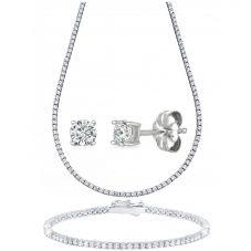Crislu Limited Edition Jewellery Set