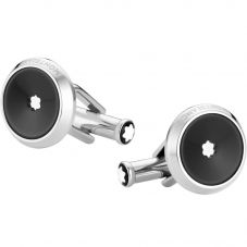 Montblanc Star Black Cufflinks 118607