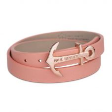 Paul Hewitt Northbound Rose Tone Pink Bracelet PH-WB-R-24S
