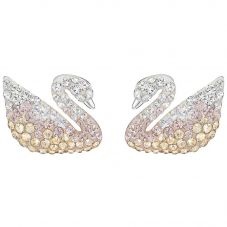 Swarovski Iconic Swan Pierced Earrings 5215037