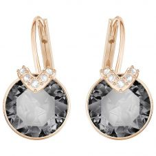 Swarovski Bella V Grey Earrings 5299317