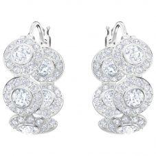 Swarovski Angelic Crystal Hoop Earrings 5418269