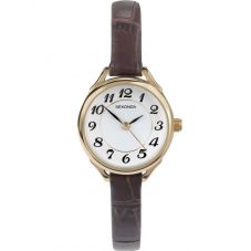 Sekonda Ladies Gold Strap Watch 4701