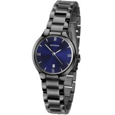 Sekonda Ladies Equinox Gunmetal Grey Bracelet Watch 2287