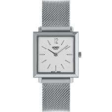Henry London Ladies Heritage Silver Watch HL26-QM-0265