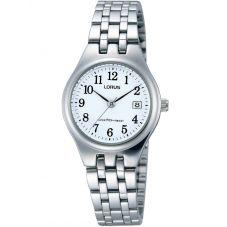 Lorus Silver Bracelet Watch RH791AX-9