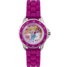Disney Kids Time Teacher Pink Princess Watch PN1078