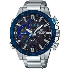 Casio Edifice Bluetooth Solar Blue Bracelet Smartwatch EQB-800DB-1AER