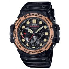Casio G-Shock Master Of G Sea Gulfmaster Black Plastic Strap Watch GN-1000RG-1AER