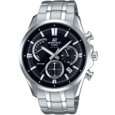 Casio Edifice Classic Chronograph Blue Bracelet Watch EFB-550D-1AVUER