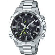 Casio Edifice Bluetooth Solar Green Bracelet Smartwatch EQB-501D-1AER