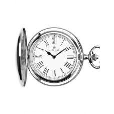 Accurist Round Full Hunter Pocket Watch 7280