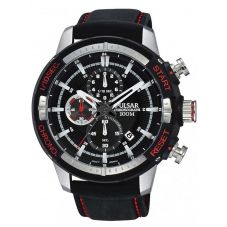 Pulsar Mens Chronograph Strap Watch PM3051X1