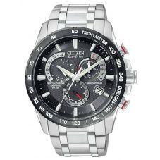 Citizen Mens PCAT Sapphire Bracelet Watch AT4008-51E