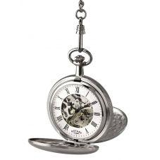 Rotary Mechanical Double Hunter Pocket Watch MP00726/01