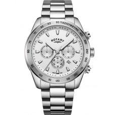 Rotary Mens Henley Chronograph Bracelet Watch GB05115/06