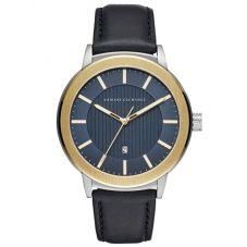 Armani Exchange Mens Strap Watch AX1463