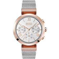 BOSS Ladies Classic Sport Mesh Bracelet Watch 1502427