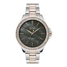 BOSS Ladies Victoria Two Tone Bracelet Watch 1502452