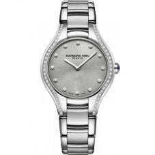 Raymond Weil Ladies Noemia Diamond Watch 5132-STS-65081