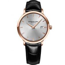Raymond Weil Mens Toccata Strap Watch 5488-PC5-65001