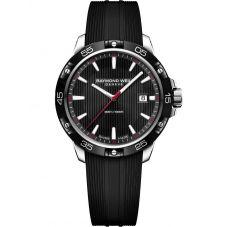 Raymond Weil Mens Tango Strap Watch 8160-SR1020001