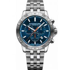 Raymond Weil Mens Tango Chronograph Bracelet Watch 8560-ST2-50001