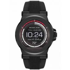 Michael Kors Mens Access Dylan Black Smartwatch MKT5011