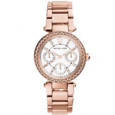 Michael Kors Ladies Mini-Size Parker Watch MK5616