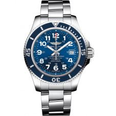 Breitling Mens Superocean II 42 Bracelet Watch A17365D1/C915 161A