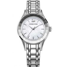 Swarovski Alegria White Mother of Pearl Bracelet Watch 5188848